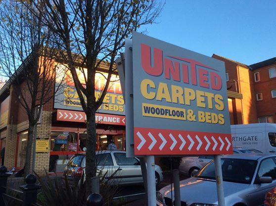 Flooring And Bed Retailer Opens New Store Blackburn Bid