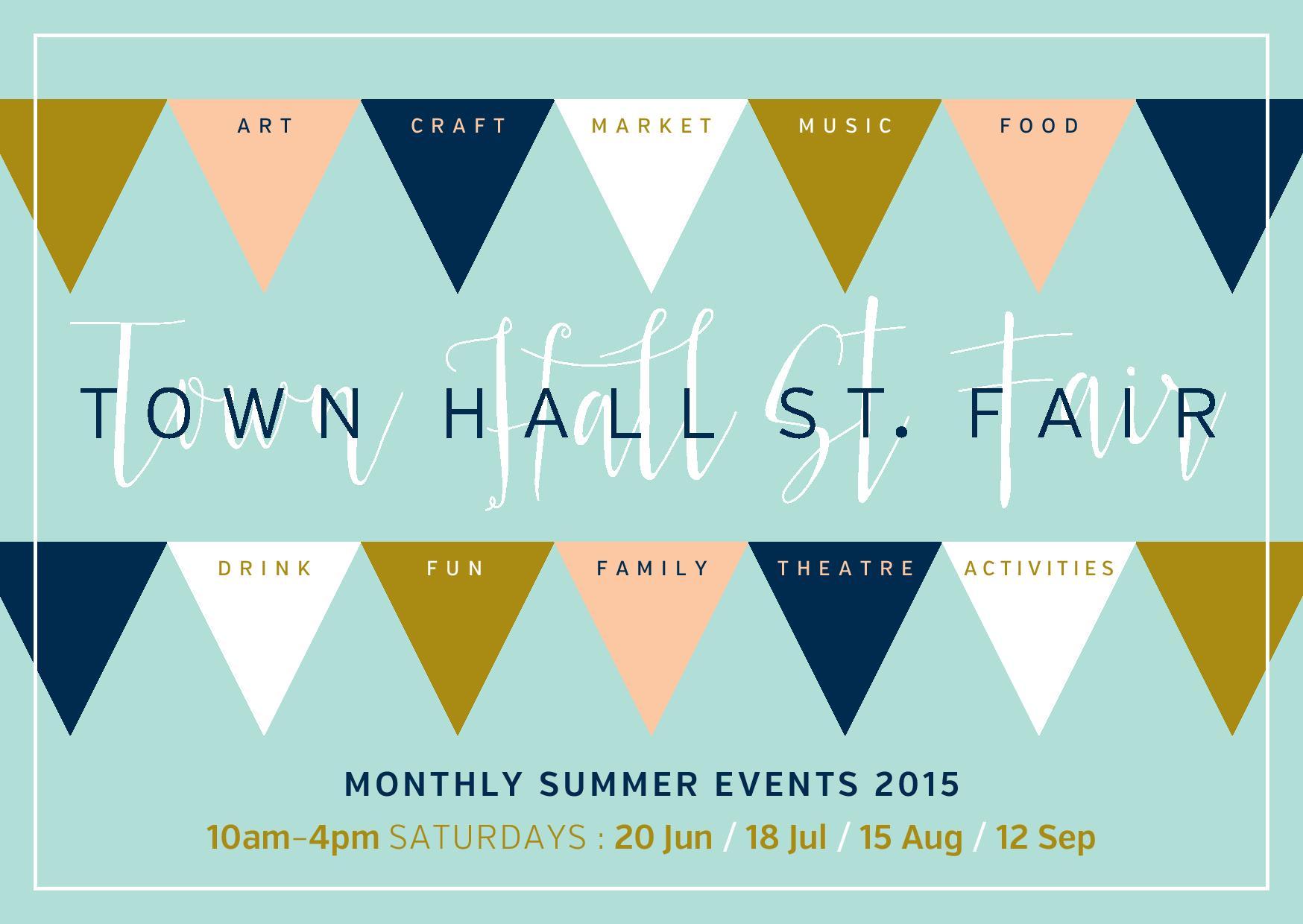 Town Hall St Fair