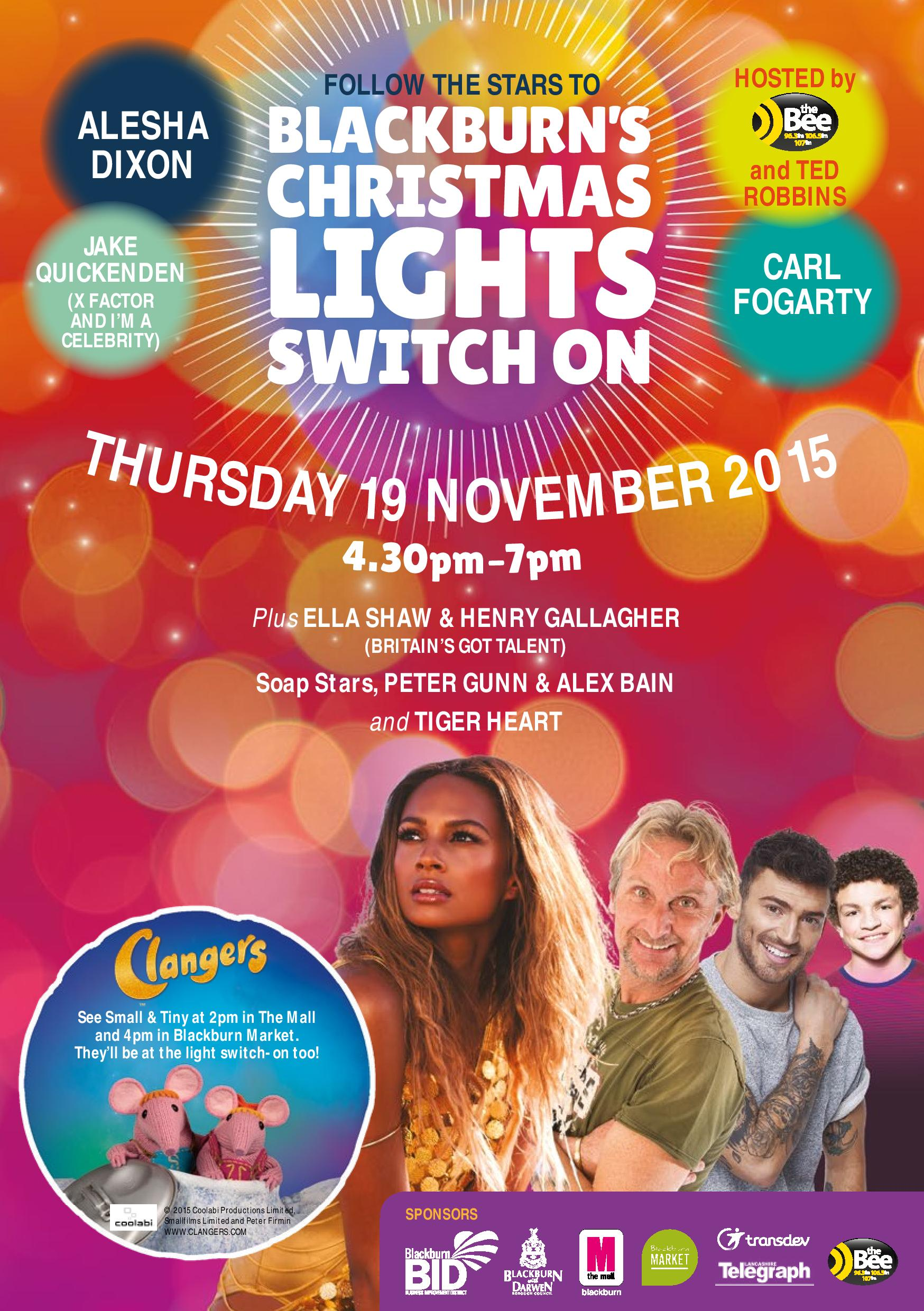 Blackburn Lights Switch On 2015