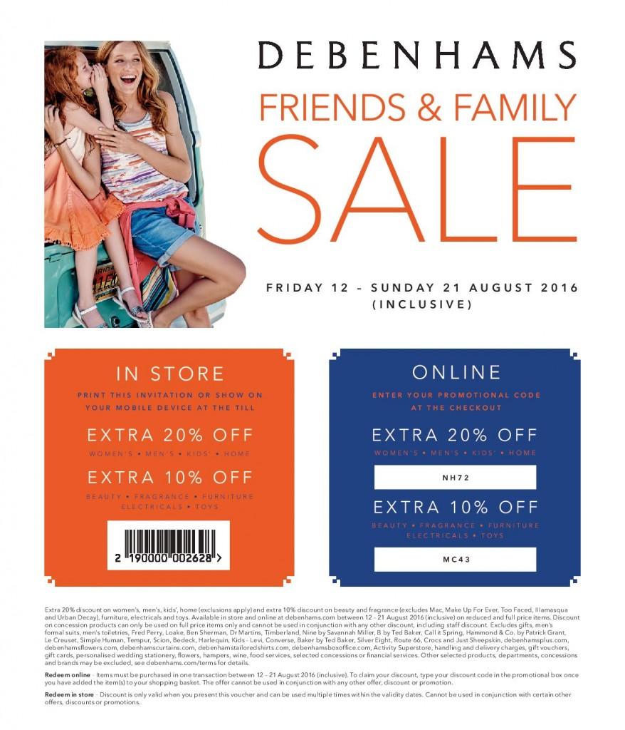 UK Debenhams_Friends&FamilySale_UKInvitation-page-001