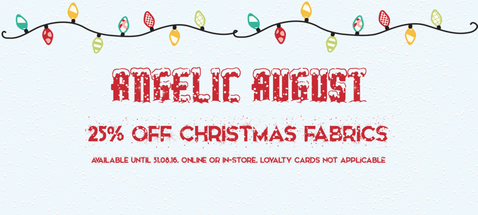 40% Off Christmas Fabrics At Hobkirk Sewing Machines Blackburn BID New Hobkirk Sewing Machines