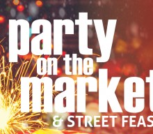 Christmas Party on the Market and Street Feast