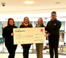 Daring duo donate more than £220 to Nightsafe