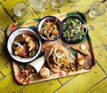 Celebrate a sunshine-inspired National Vegetarian Week at Turtle Bay