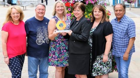 Blackburn BID's latest newsletter highlights Blooming Good Summer