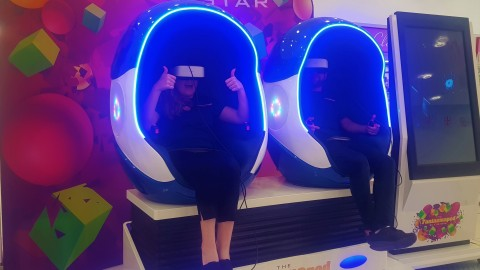 The Mall Blackburn kicks off summer with out of this world VR experience