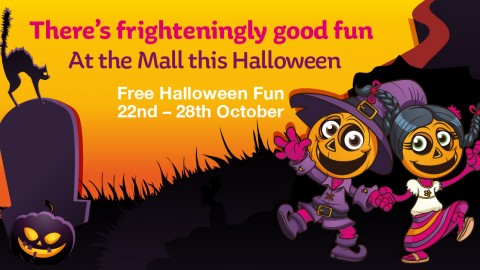 Free, fun filled spook fest lined up at The Mall!
