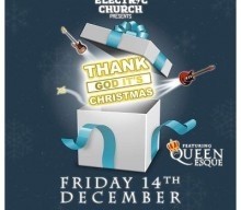 Thank God It's Christmas! Xmas Party Packages Available at Electric Church Club!