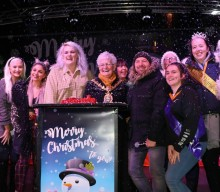 BIG Christmas Lights Switch On brings thousands to town!