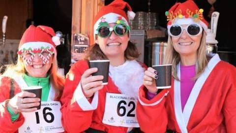 Get Ready….Get Set…Ho Ho Ho – Blackburn Santa Dash Picture Gallery