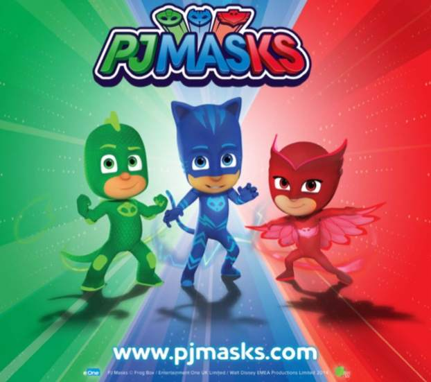 pj masks will be coming to save the day at the mall blackburn