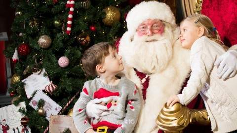 The Mall (and Santa) gear up for busiest week of the year!