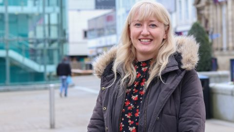 An Exciting Future for Blackburn town centre as BID Appoints New Manager