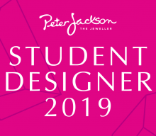 Peter Jackson Jeweller enlists celebrity designer to launch student competition and find top talent
