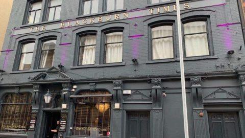 Blackburn Times Bar reopens following £150k refurb