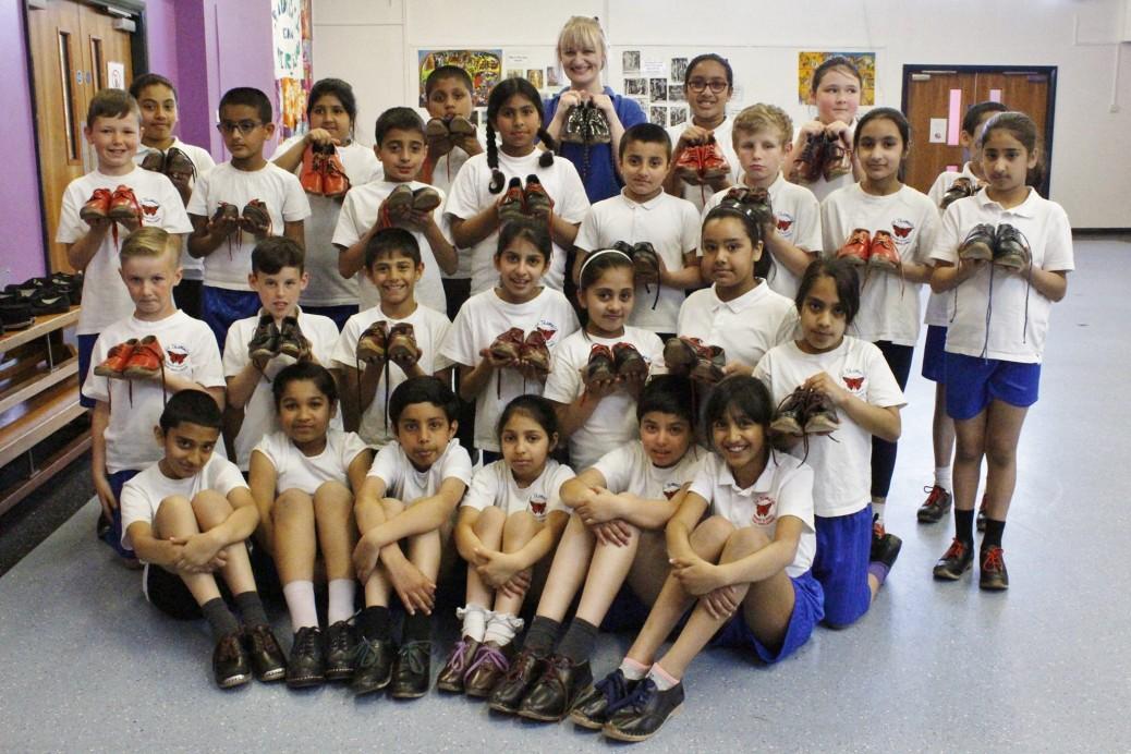 School Dances Their Way To Success - Blackburn BID
